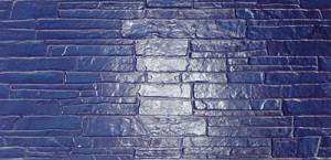 Tecnimol Punzon Goma Azul